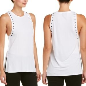 The Kooples Sport Studded Tank top size Large